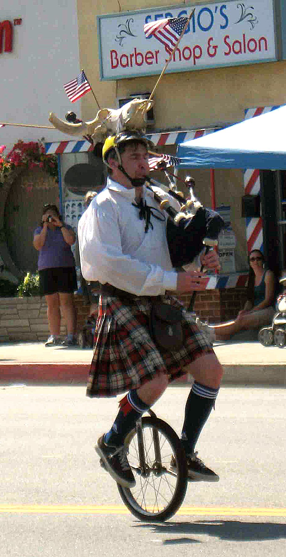 BagpipesUnicycle