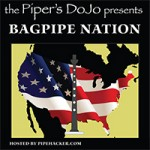 Bagpipe Nation January 20, 2011