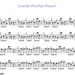 "Small Tunes: ""Cam Ye O'er Frae France?"""