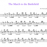"Small Tunes: ""The March to the Battlefield"""