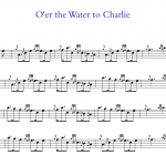 "Small Tunes: ""O'er the Water to Charlie"""