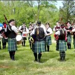 The World's Pipe Bands Meet on the Green!