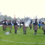 Sight Over Sound in Bagpipe Performance