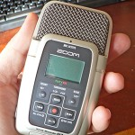 Pipehacker Tools: The Zoom Handy H2 Digital Recorder