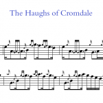 "Small Tunes: ""The Haughs of Cromdale"""