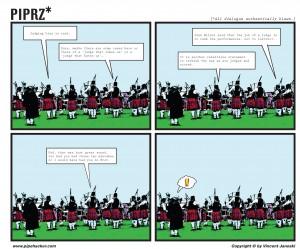 """""""Bagpipe Comic PIPRZ"""""""