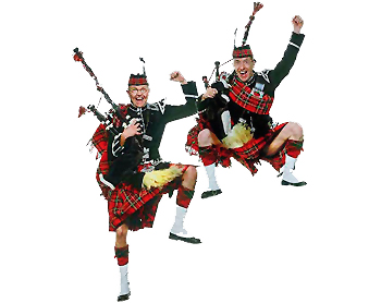 Having Fun = Great Bagpiping = Having Fun