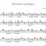 "Small Tunes: ""The Gown and Apron"""