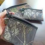 Pipehacker Tools: Custom Leather Craft Zippered Clip-On Bags
